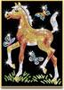 Sequin Paillette Sequin Art poulain Freya (paillettes) 5013634009054