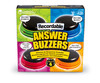 Learning Resources Avertisseurs avec sons enregistrables, ensemble de 4 buzzers (fr/en) (Answer Buzzers) 765023837698