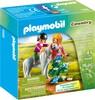 Playmobil Playmobil 5688 Cavalière avec soigneur et poney (juil 2016) 4008789056887