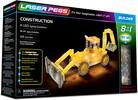 Laser Pegs - briques illuminées Laser Pegs véhicule de construction 8 en 1 (briques illuminées) 810690020079