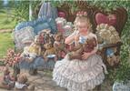 Anatolian Puzzles Casse-tête 260 fillette et oursons en peluche 8698543132702