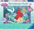 Ravensburger Casse-tête plancher 24 Princesse Disney Câlin d'Ariel la petite sirène 4005556054688