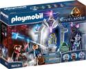 Playmobil Playmobil 70223 Novelmore Temple du temps avec chevaliers et magicien 4008789702234