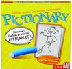 Mattel Pictionary (fr) 887961236101