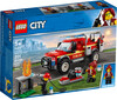 LEGO LEGO 60231 City Le camion de la chef des pompiers 673419304283