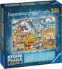 Ravensburger Casse-tête 368 Escape Puzzle Enfants Parc d'attractions 4005556129362