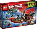 LEGO LEGO 70738 Ninjago Le vol final du QG des ninjas (août 2015) 673419229555