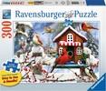 Ravensburger Casse-tête 300 Large Hôtel à oiseaux 4005556135912