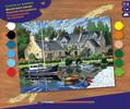 Sequin Peinture à numéro Peinture à numéro senior eaux tranquilles 5013634001300