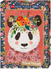 Heye Casse-tête 1000 Cuddly Panda, Floral Friends 4001689299545