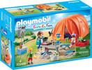 Playmobil Playmobil 70089 Tente et campeurs 4008789700896