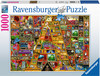 "Ravensburger Casse-tête 1000 Colin Thompson ""A"" 4005556198917"
