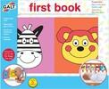 Galt Toys Livre souple, mon premier livre 5011979565242