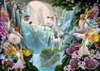 Trefl Casse-tête 100 Licornes enchantées 5900511162707