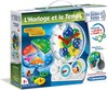 Clementoni Science Laboratoire horloge et temps (fr) 8005125522842