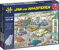 Jumbo Casse-tête 1000 Jan van Haasteren - Jumbo va faire ses courses 8710126200285