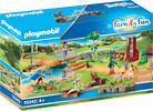 Playmobil Playmobil 70342 Jardin animalier (mai 2021) 4008789703422