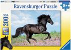 Ravensburger Casse-tête 200 XXL étalon noir, cheval 4005556128037