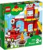 LEGO LEGO 10903 DUPLO La caserne de pompiers 673419301923