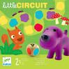 Djeco Little circuit (fr/en) jeu de parcours 3070900085503