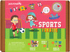 Jack in the Box Sports Fanatic 3 in 1 Set 8908007095284
