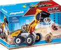 Playmobil Playmobil 70445 Chargeuse sur pneus 4008789704450