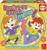 Educa Borras Devine ce que je mime (fr) 8412668166820