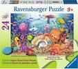 Ravensburger Casse-tête plancher 24 Le trésor de Fishie 4005556030415