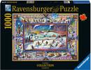 Ravensburger Casse-tête 1000 Hiver au Canada 4005556197590