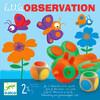 Djeco Little observation (fr/en) jeu d'observation et de rapidité 3070900085510