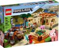 LEGO LEGO 21160 Minecraft L'attaque des villageois 673419319041