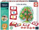Educa Borras Apprendre c'est amusant - L'arbre des lettres 8412668188327