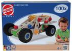 HEROS HEROS Constructor Buggy, 100 pièces en bois 4051902390283