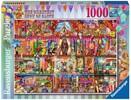 Ravensburger Casse-tête 1000 Le plus grand spectacle sur Terre 4005556152544