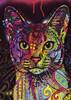 Heye Casse-tête 2000 Dean Russo - Abyssinian, série Jolly Pets 4001689298104