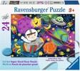 Ravensburger Casse-tête plancher 24 La petite fusée 4005556030446