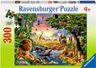 Ravensburger Casse-tête 300 à l'abreuvoire 4005556130733
