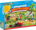 Playmobil Playmobil 70189 Calendrier de l'Avent animaux de la ferme 4008789701893