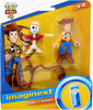 Imaginext Toy Story 4 - Forky et Woody 887961716047