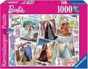 Ravensburger Casse-tête 1000 BARBIE Barbie à travers le monde Puzzles 4005556165025