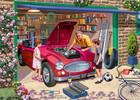 Falcon de luxe Casse-tête 500 Garage de grand-père 8710126112090