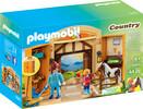 Playmobil Playmobil 5660 Coffret transportable Écurie (juin 2016) 4008789056603