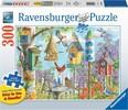Ravensburger Casse-tête 300 Large Paradis des oiseaux 4005556164363