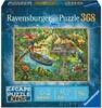 Ravensburger Casse-tête 368 Escape Puzzle Enfants Expédition dans la jungle 4005556129348
