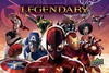 Upper Deck Marvel Legendary Deck Building Game (en) ext Civil War 053334860369