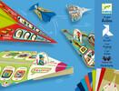 Djeco Origami avions (fr/en) 3070900087606