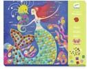 Djeco Kit mosaïques / Le chant des sirènes 3070900094239