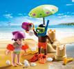 Playmobil Playmobil 9085 Enfants et châteaux de sable 4008789090850
