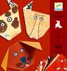 Djeco Origami animaux (fr/en) 3070900087613