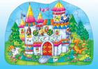 Orchard Toys Casse-tête plancher 40 château de princesse 5011863300638
